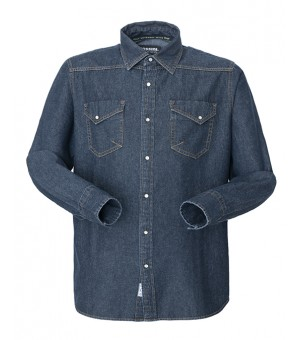 Camicia Denim Jazz