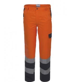 Pantalone bicolore Hi-Vis