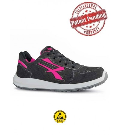 Scarpa bassa linea Red UP -...