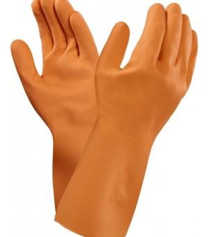 guanto orange supaweight g02t